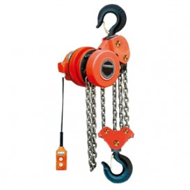 Таль электрическая цепная DHP 2,0 т 12 м