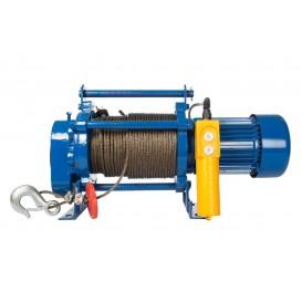 Лебедка CD-300-A (KCD-300 kg, 220 В) с канатом 70 м