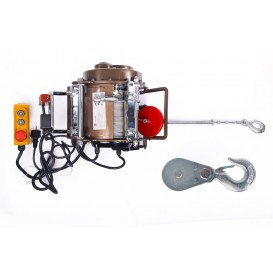 Лебедка электрическая подвесная YT-JZX-400/800