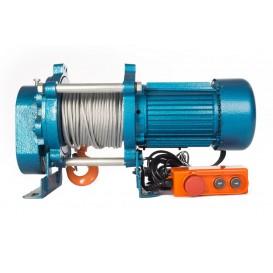 Лебедка CD-500-A (KCD-500 kg, 380 В) с канатом 100 м