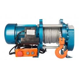Лебедка CD-500-A (KCD-500 kg, 220 В) с канатом 30 м