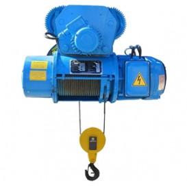 Таль электрическая г/п 10,0 т Н - 40 м, ск-ть подъема 8м/мин, ск-ть пер-ния 20м/мин