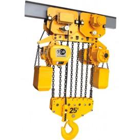 Таль электрическая цепная HHBD10-25T 25,0 т 12 м