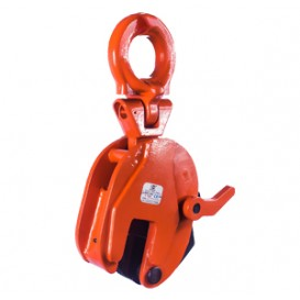 Захват вертикальный DSQA (г/п 5,0 т, лист 0-40 мм) поворотн.
