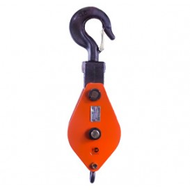 Блок монтажный с крюком HQG(L) K3-5,0 т