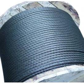 Канат стальной ЛК-Р 6х19, 6,2 мм, ГОСТ 2688-80