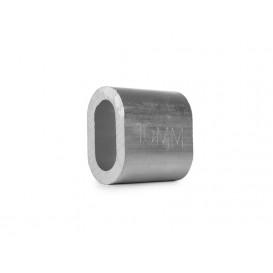 Втулка алюминиевая 10 мм DIN 3093