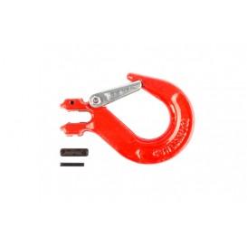 Крюк с вилочным креплением и защелкой г/п 1,12 тн