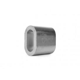Втулка алюминиевая 12 мм DIN 3093