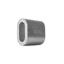 Втулка алюминиевая 14 мм DIN 3093