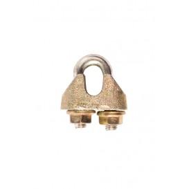 Зажим канатный ф=6 мм DIN 1142