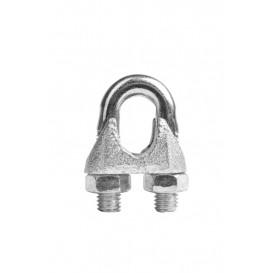 Зажим канатный ф=16 мм DIN 741