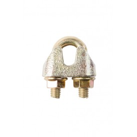 Зажим канатный ф=8 мм DIN 1142